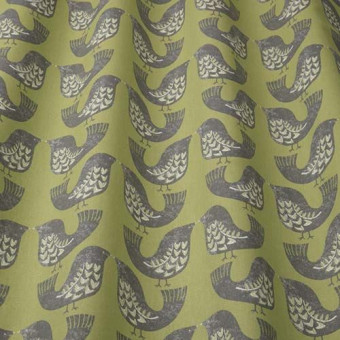 Liontex Elegancia Fantasy Time Scandi birds Kiwi